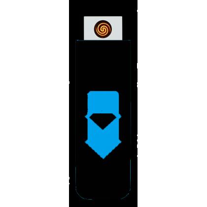 EKOLIGHTER - černý/modrý