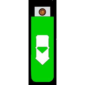 EKOLIGHTER - zelený