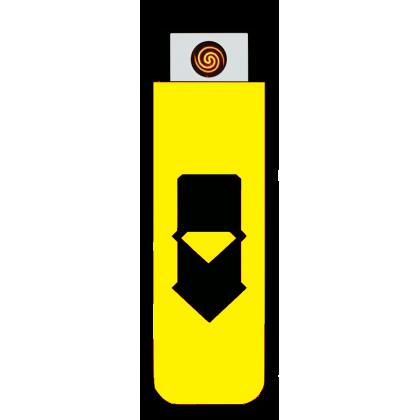 EKOLIGHTER - žlutý